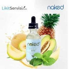 Naked Likit Çeşitleri Fiyat Avantajı ile Likitservisi.com Frost, Berry, Amazing, Bury