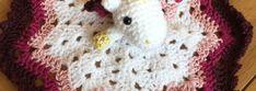 Unicorn Security Blanket (free pattern) – Handmade by Nimy