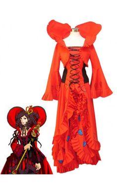 Wonderful Wonder World Halloween Queen Vivaldi Halloween Costumes