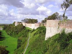 Fortifications - Montreuil-sur-mer