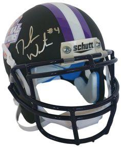 Nfl Football, College Football, Football Helmets, Deshaun Watson, Football Memorabilia, Clemson Tigers, All In One, Mini, Sports