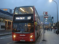 Express bus services in London