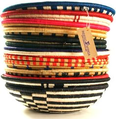 Fair Trade home goods by African Artisans. Do good Decor!
