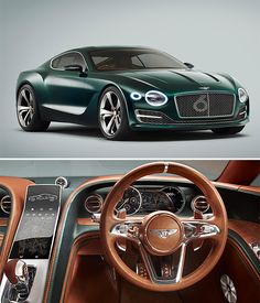 Bentley EXP 10 Speed 6 Concept Did I pin this beast already? I'm Sure you'll forgive me