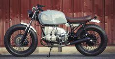 BMW R100 – Clutch Custom Motorcycles