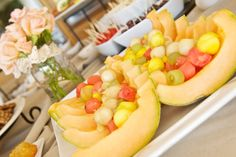 Fruit plate. Blaine Photography Blog