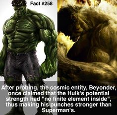 I want to post this on every Hulk v Superman forum post.