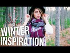 DIY Winter / Holiday Outfits, Drink, Things To Do+Essentials | Winter Inspiration! Nichole Jacklyne - YouTube