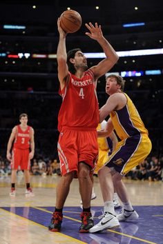 Luis Scola---Houston Rockets  Position: Power forward  Age: 31