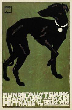 Ludwig Hohlwein - 1912