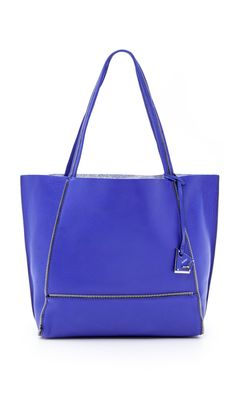 Botkier Women's Soho Tote, Cobalt, One Size: Handbags: Amazon.com