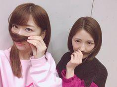 Kashiwagi Yuki & Watanabe Mayu, #AKB48 #NGT48 #2017