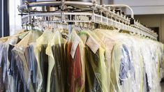 """""""Busted: 6 Dry Cleaning Myths You Were Wrong About"""" Our friend Debra Kravet from #ApthorpCleaners debunked some Dry Cleaning myths on 20/20. What about Sudsies' methods?  * We use DR2000 hydrocarbon cleaning solvent & have color specific machines to keep whites their brightest.  * We put all found items in """"safe and secure"""" bags and return them.  * Our prices are based upon the material, type, construction of the garment -- the amount of time to process not gender. #drycleaningmyths…"""