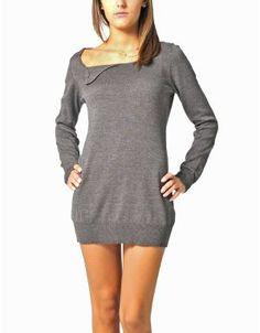 Shop ModDeals.com for discounted Manhattan Fine Knit Sweater in Charcoal. Find cheap women's Sweaters in our online fashion clothes & accessories store.