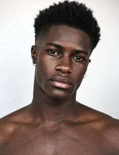 55 Awesome Hairstyles for Black Men (+Video) - Men Hairstyles World Black Hairstyles Sew In, Quick Braided Hairstyles, Black Men Haircuts, Afro Hairstyles, Black Is Beautiful, Gorgeous Hair, Afro Art, Afro Punk, Art And Illustration