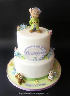 Dopey cake by Sogni di Zucchero, via Flickr