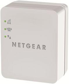 Booster Wifi pour smartphone: Surfez partout dans la maison ! Le booster Wifi Netgear WN1000RP-100FRS, répété le signal Wifi de votre box pour surfer à partir de votre Smartphone en Wifi, sans consommer votre forfait 3G/4G à la maison. Grâce à sa petite taille, il s'installe discrètement sur n'importe quelle prise. Renforce la couverture Wifi existante. Réf. WN1000RP-100FRS. http://www.exertisbanquemagnetique.fr/info-marque/netgear #Netgear #Wifi