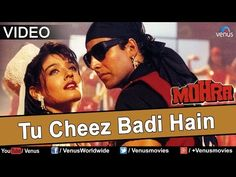 Tu Cheez Badi Hain Mast Mast (Mohra) - YouTube Hindi Movie Song, Movie Songs, Hindi Movies, Boyfriend Goals Relationships, Boyfriend Goals Teenagers, Cuddle Quotes, Disco Songs, Latest Bollywood Songs, Dance Numbers