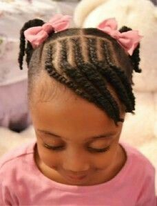 Hair Styles For Little Black S With Short