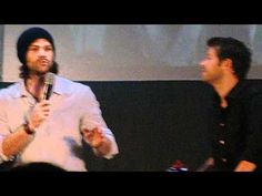 Jared talking about the latest prank played on him (by Jensen) and how he loves messing with Misha.