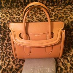 ced2b37ff23 16 best Carry Me! images on Pinterest   Alexander mcqueen purse ...