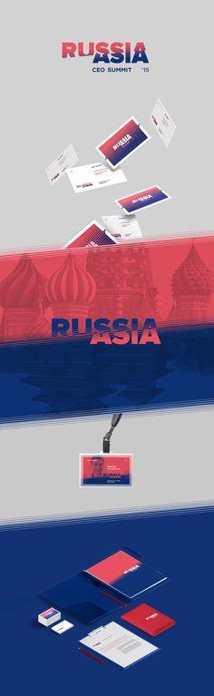 Russia/Asia, Логотип © КириллВитковский