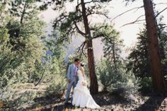 Amazing photos from a wedding threatened by a wildfire are a testament to how the couple was able to turn the unexpected into something amazing.