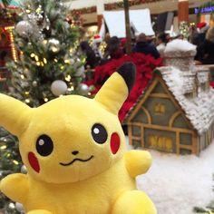 クリスマス特集 サンタさんが来やすいように煙突の雪はおろしておこうね #pikachu_Christmas #pikachu #pokemon #ピカチュウ #ポケモン #pikachu_snap #Christmas #pikachu #pokemon #pokemongo #pikachulover #pokemontrainer #pkmn #pokeball #pokemonsunandmoon #kawaii #pokemony