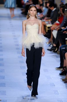 Photo Inspiration - Fashion Shows Around the World | Imported Bubbly