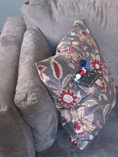 Sew Many Ways...: Tool Time Tuesday...Sewing Soap Dish