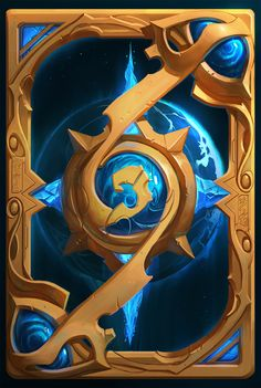 ArtStation - Hearthstone: Legacy of the void Fan art, Geoffrey Ernault