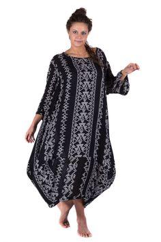 Ghungroo Maxi abito con vestibilit over oltre la – Ganesha Shop Online -