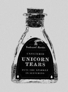 lágrimas de unicornio