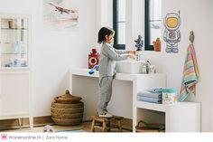 Zara Home Little Inventors #kidsroom #kinderkamer #wonen #interieur #inspiratie