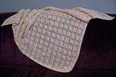 Free Knitting Pattern - Women's Shrugs, Wraps & Capes: Dragon Scales Shawl