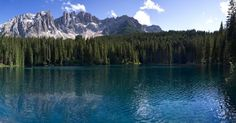 The most beautiful mountains in the world, home to the brown Bear.