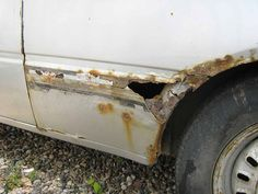 How-to Repair a Rust Hole in Your Car