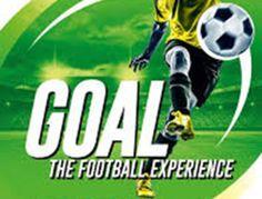 "The Football Experience"" toont wereldvoetbal – travelfun. Comic Books, Football, Goals, Comics, Soccer, Futbol, Cartoons, American Football, Cartoons"