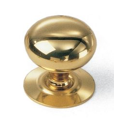 Laurey Cabinet Knobs, 1 1/4 inches Knob w/Backplate - Solid Brass