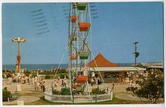 The Colonial Beach Boardwalk During One Of The Arts And