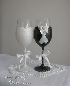 155 best wedding champagne flutes images wedding champagne flutes rh pinterest com