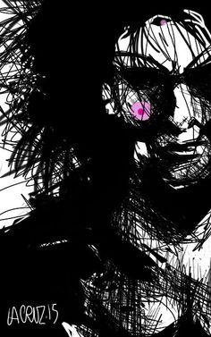 Sandman #illustration #fanart #digital #draw #artwork #sandman #hq