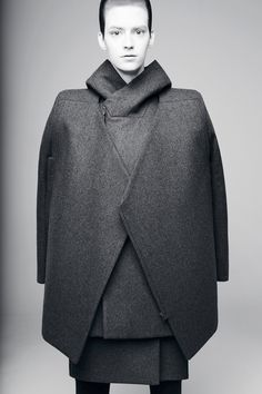 Rad Hourani Ready to wear Unisex Collection #9 |  Photographed by Rad Hourani