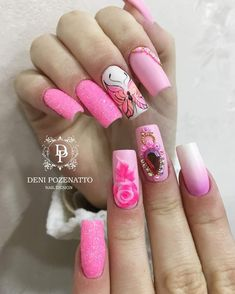 Check it out. Nail Designs, Nails, Instagram, Beauty, 3d, Check, Matte Nails, Perfect Nails, Gorgeous Nails
