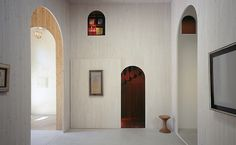 Gallery Sakuranoki by Hiroshi Nakamura & NAP Inside Outside, Retail Space, Mans World, Windows And Doors, Architecture Design, Interior Design, Interior Ideas, Mirror, Building