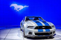 2014 Ford Mustang Shelby Cobra at the LA Auto Show
