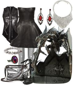 """Alduin The World Eater"" by shelby-berti on Polyvore"