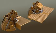 Polycount Forum - View Single Post - What Are You Working On? 2014 Edition
