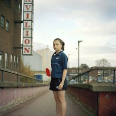 Lucy Davidson, 2007 Paul Floyd Blake// Personal Best