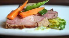 Hangikjöt (geräuchertes Lamm), eine isländische Spezialität. Zum Rezept: http://www.nachrichten.at/freizeit/essen_trinken/Das-Kulinarik-Duell-Tafelspitz-versus-Hangikjoet;art115,2265580 (Bild: Weihbold)